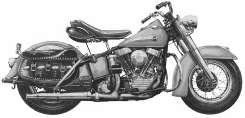1950 hydra-glide