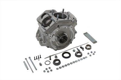 Justpanhead com | S&S Stock Bore Shovelhead Engine Crankcase Set