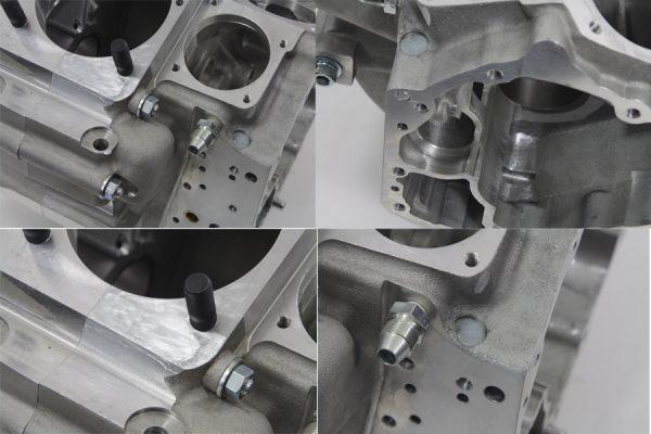 Knucklehead Engine Case Set