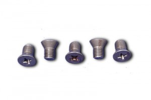 Left Hand Pinion Shaft Screws