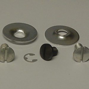 Tool Box Cadmium Mount Kit