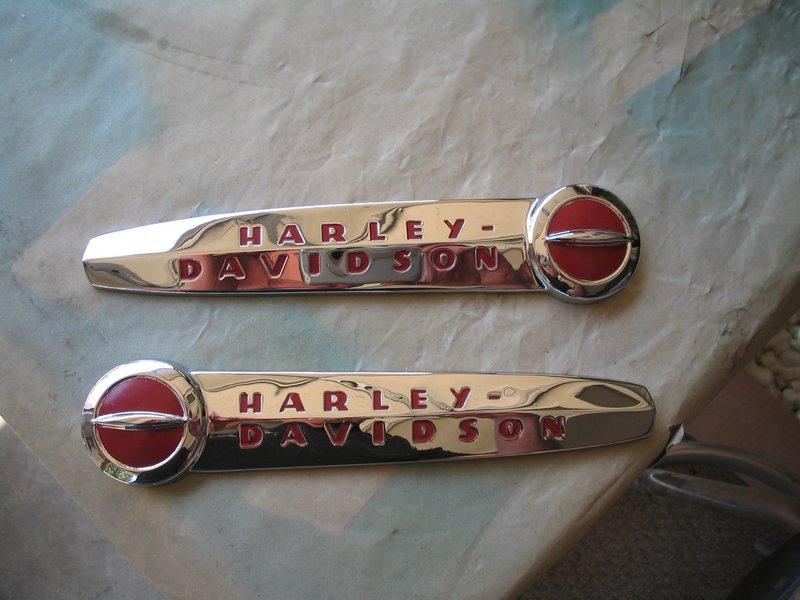 1947-1950 emblems