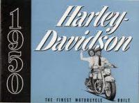 1959 harley panhead sales brochure