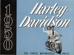 1950 sales brochure