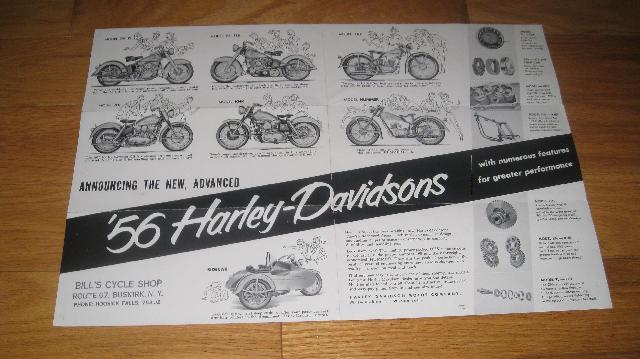 1956 models