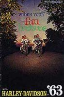 1963 brochure