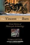 the Vincent in the barn
