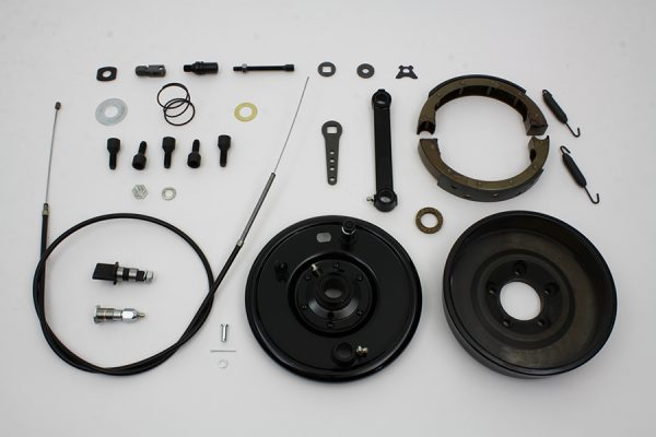 Brake Backing Plate Kit FL 1941-1948