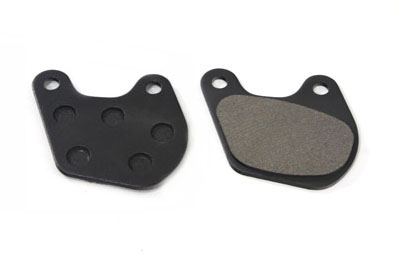 Dura Ceramic Rear Brake Pad Set use on all carbon steel brake discs