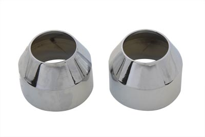35mm Fork Boot Chrome Cover
