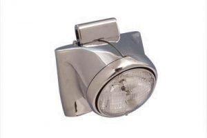 "7"" Headlamp Cowl Kit Chrome"