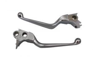 Chrome Hydraulic Hand Lever Set