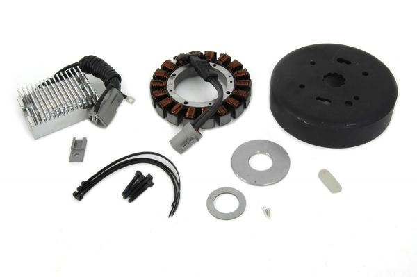 Alternator Charging System Kit 38 Amp