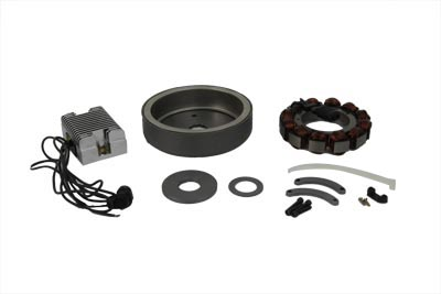 Alternator Charging System Kit 32 Amp
