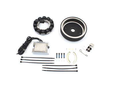 Alternator 22 Amp Charging System Kit
