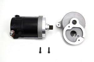 Starter Motor Black