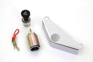 Cigarette Lighter with Bracket