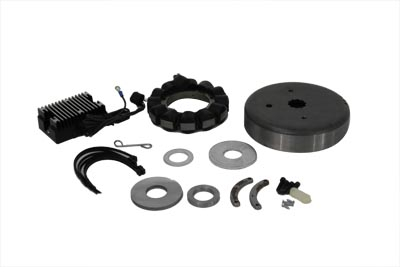 Alternator Charging System Kit 22 Amp