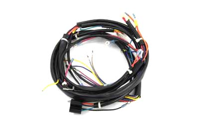 32 8091a main wiring harness kit justpanhead com