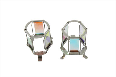 Headlamp Bulb H-4 Rainbow Insert
