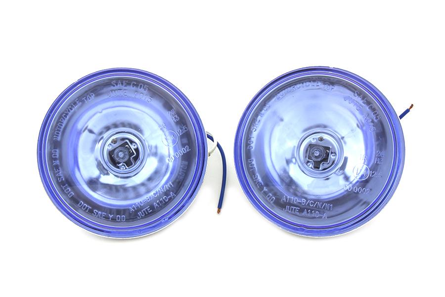 Halogen Spotlamp Blue 30 Watt Bulb
