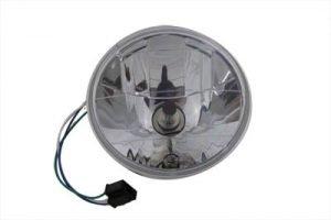 "7"" Faceted Headlamp Unit"