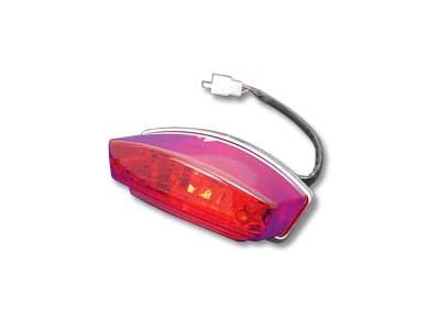 Chrome Cyclops Tail Lamp Bulb Type