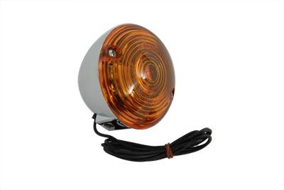 Turn Signal Flat Lens Kit Amber