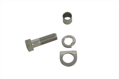 Pedal Bolt Kit Chrome