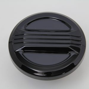 Air Flow Gas Cap Vented Black