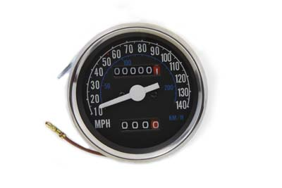 2:1 Speedometer Head