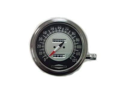 Speedometer with 2:1 Ratio