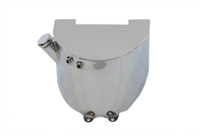 Paughco Oil Tank Chrome