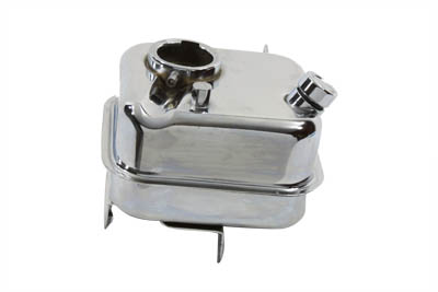 Chrome Oil Tank