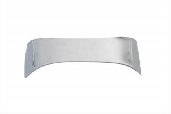 Chrome Tail Lamp Visor Smooth
