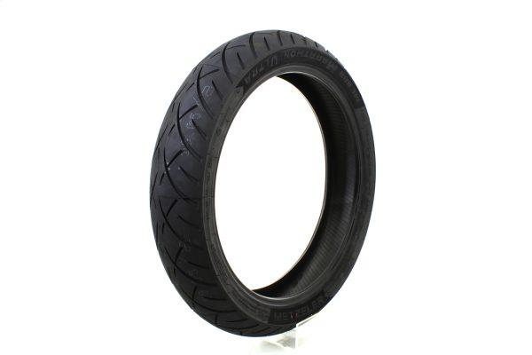 """Metzeler ME888 Marathon 130/70R x 18"""" Front Blackwall Tire"""