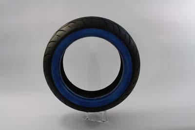 "Vee Rubber 180/50R X 18"" Whitewall Tire"