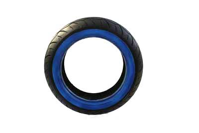 "Vee Rubber 200/50R X 18"" Whitewall Tire"