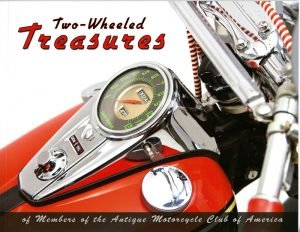 Two Wheel Treasures Book