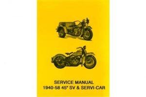 2 Wheeler and Servi-Car Repair Manual