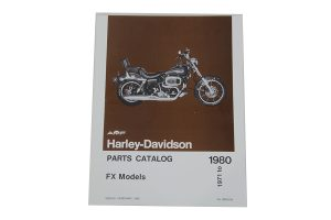 Factory Service Manual for 1971-1980 FX