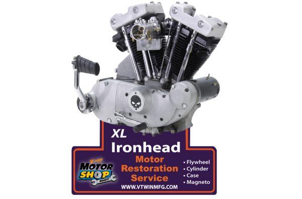 XLCH Engine Plaque