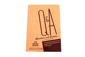 Q&A Service Manual