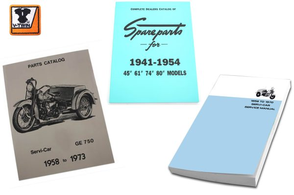 Servi-Car Manual Set