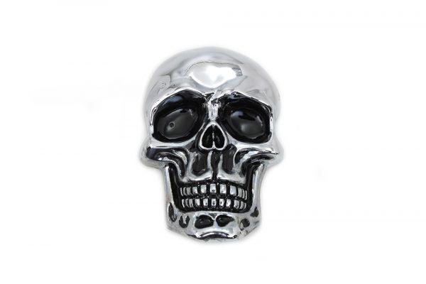 Pewter Skull Emblem