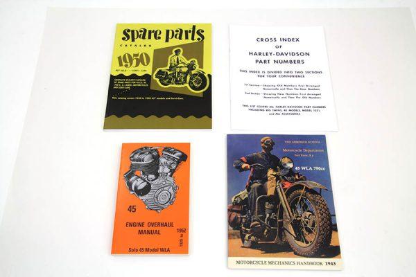 WL & WLA Manual Set