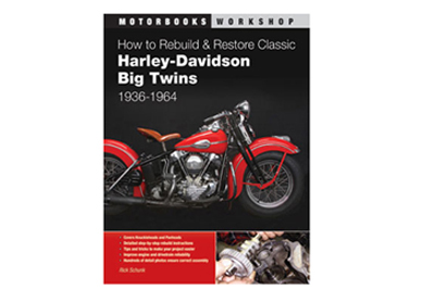 Rebuild and Restore Classic Harley Davidson Manual