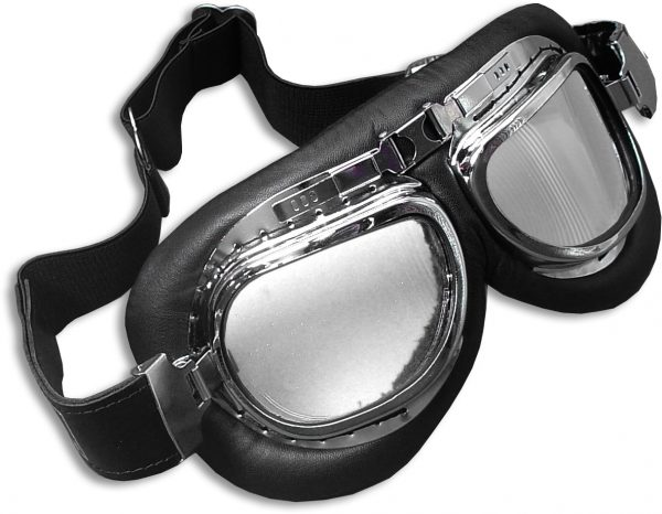 Aviator Road Goggles