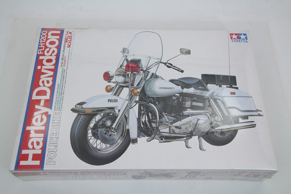 Police 1200 Big Scale Display Model