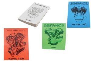 Shop Dope Series Manual Set